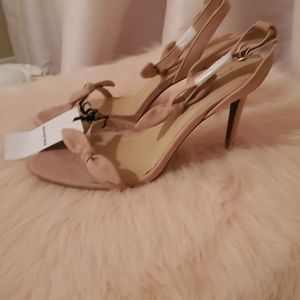 Who what wear nude pink heels